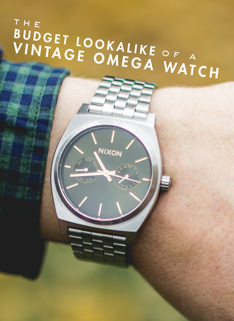 Vintage Omega Watches The Budget Lookalike