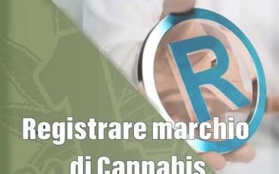 Registrare marchio legato alla Cannabis