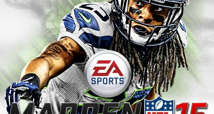 Madden 15 Richard Sherman