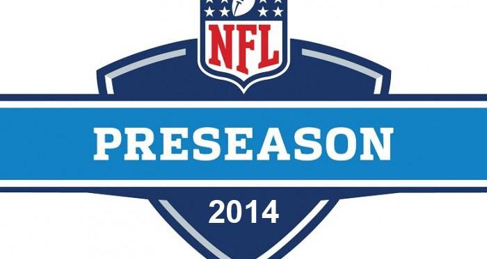 Pretemporada NFL 2014