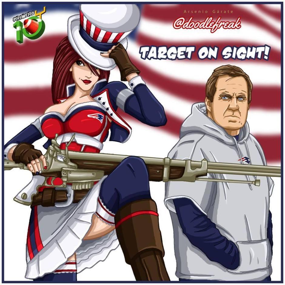 doodle Patriots