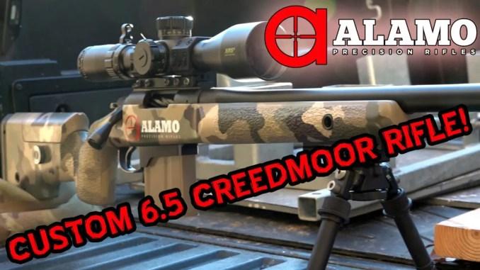 Alamo Precision Rifle Cover