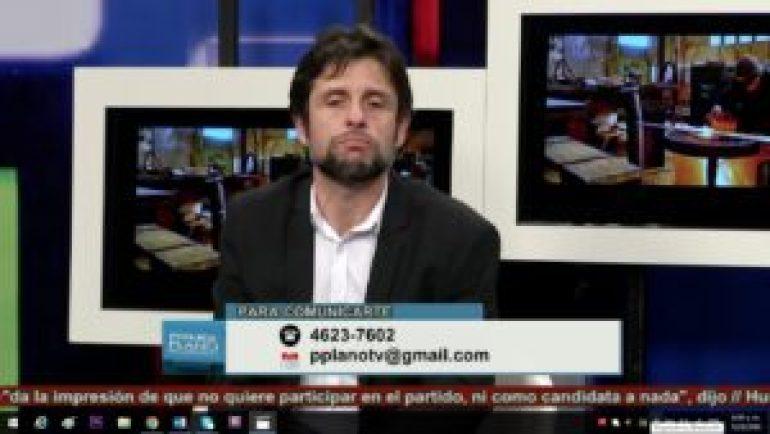 Ariel Aguilar,  empresario marroquinero de Morón e integrante de la mesa de conducción de CGERA