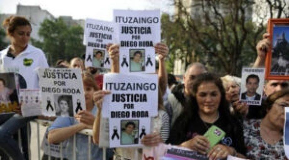 Justicia por Diego Roda