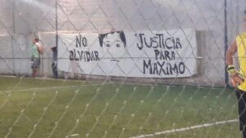 Justicia por Máximo