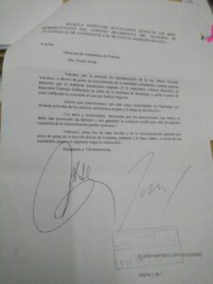 Vannucci contra Ituzaingó