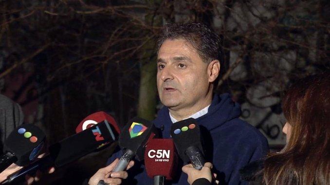 Marido de la víctima del secuestro en Castelar