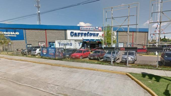 Carrefour Ituzaingó