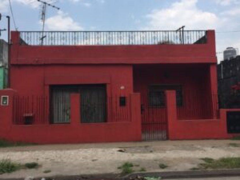 La casa de Kiernan 922, uno de los domicilios en los que estuvo cautiva Candela Sol Rodríguez