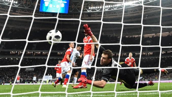 Perotti volvió a la selección