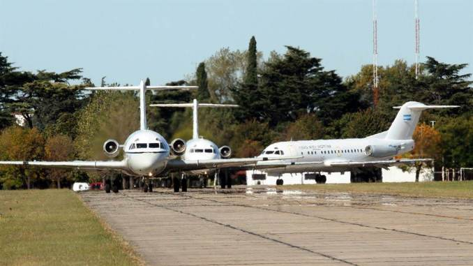 Base aérea de El Palomar