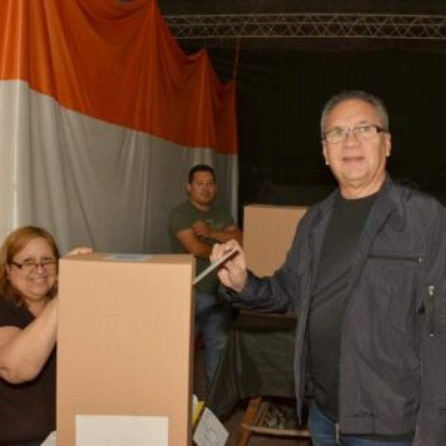 Alberto Descalzo preside en Partido Justicialista en Ituzaingó