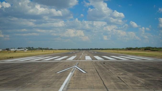 Aeropuerto El Palomar