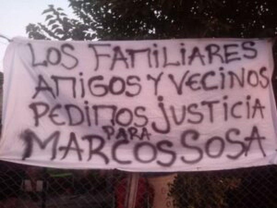 Asesinato del albañil en Ituzaingó