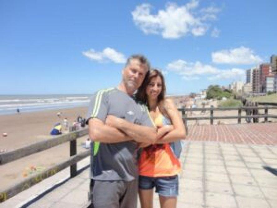 Roberto y Nadia