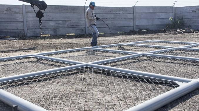 Nuevo espacio deportivo en Castelar Sur