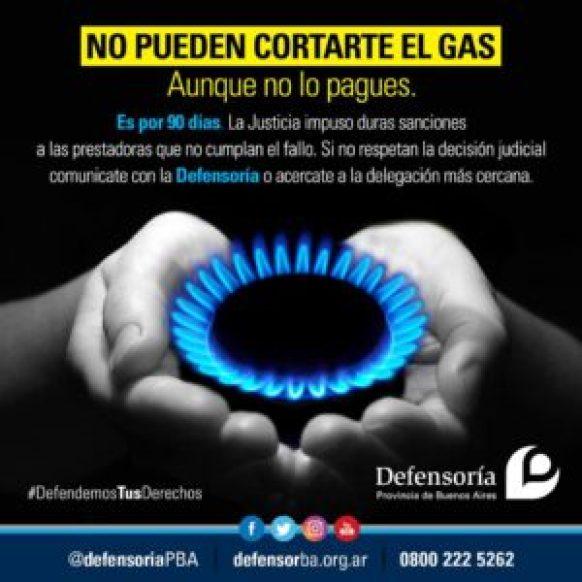 Gas flyer