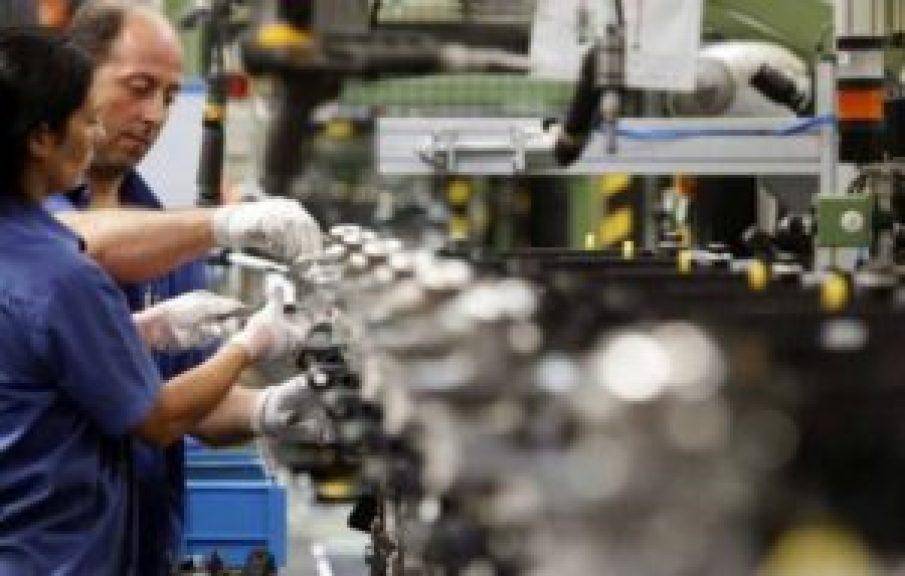 Sector industrial en crisis
