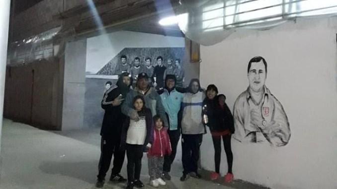Mural de Walter Otta