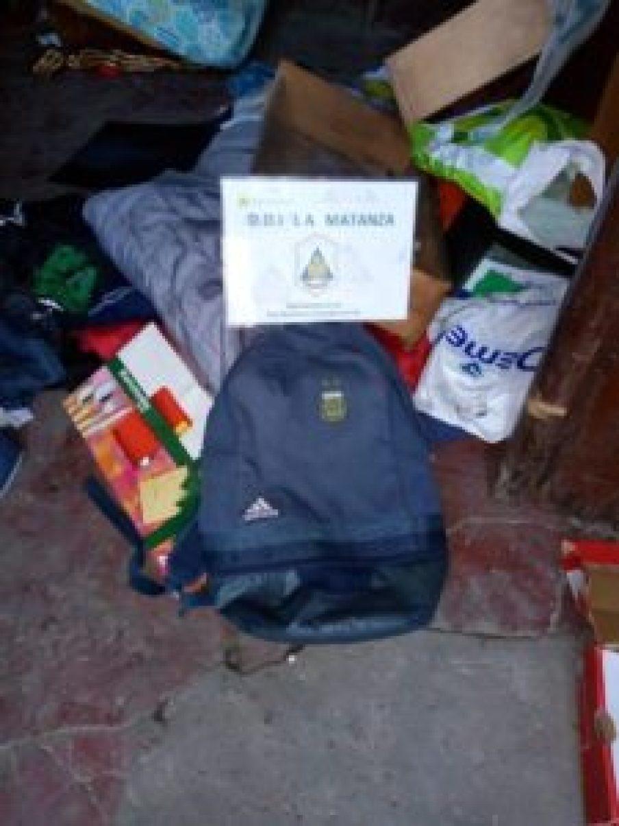 Desbaratan banda que robaba automotores en La Matanza