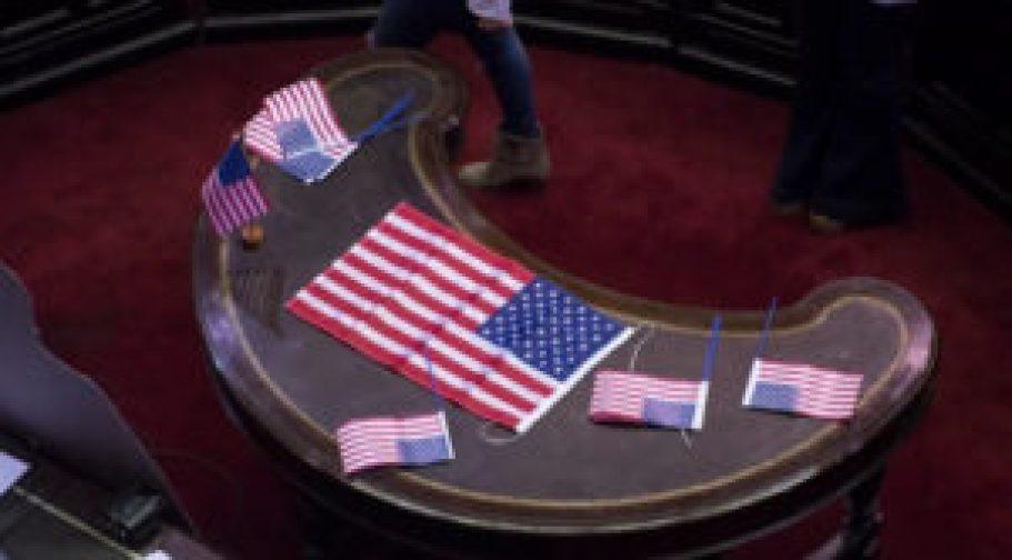 Bandera norteamericana