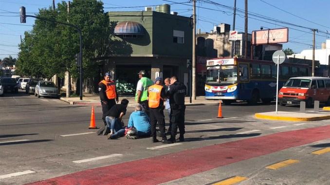 Metrobus accidente