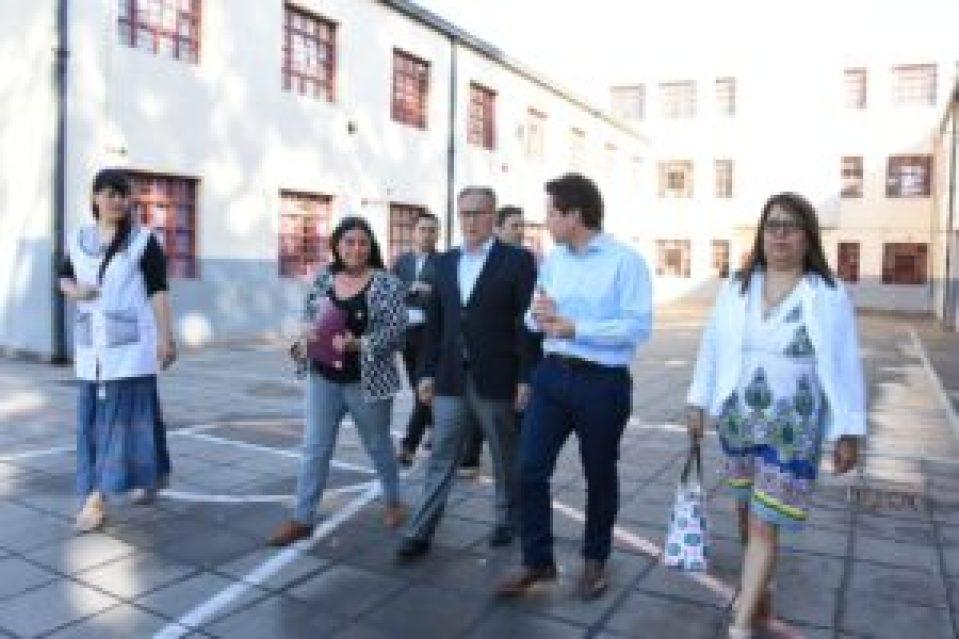 Sánchez Zinny en Ituzaingó