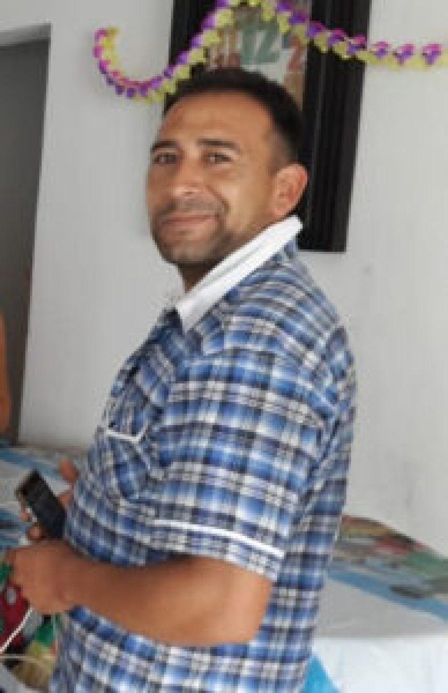 Luis Leiva, tripulante ARA San Juan