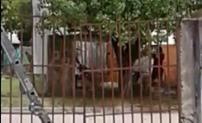 Violento en Ituzaingó