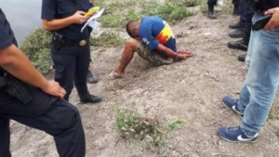 Delincuente detenido