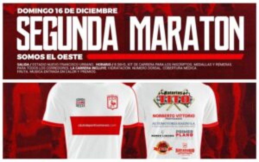 Maraton DEP Moron collage
