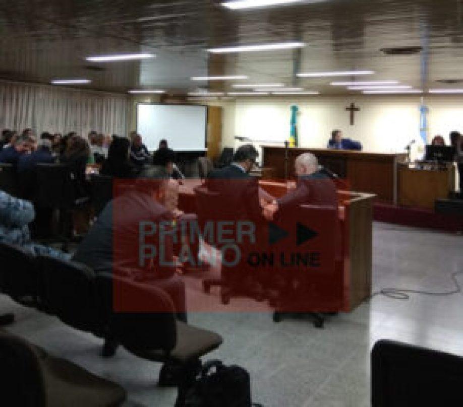 Juicio por jurados imputado Zeyi Huang