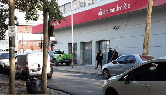 Banco Río La Tablada