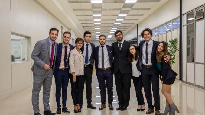 Estudiantes UNLaM en Washington