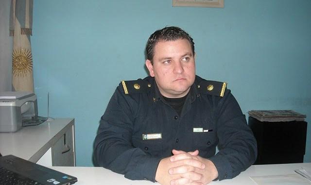 Comisario Norberto Chiaradia
