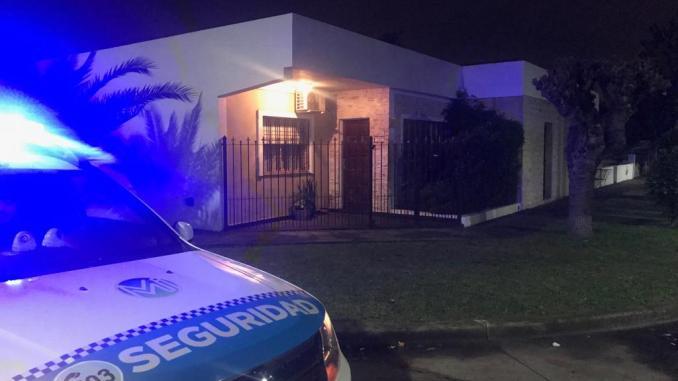 Asalto y crimen en Ituzaingó