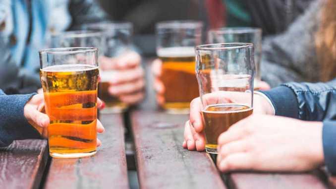Alcohol en jóvenes