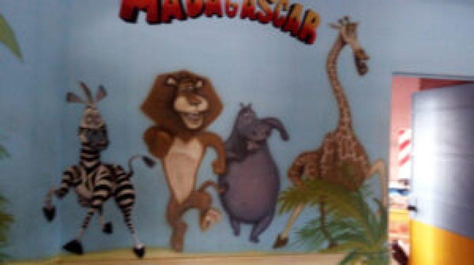 Salón Madagascar