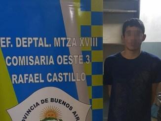 Detención de Marito