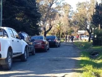 Pitbull mató hombre en Moreno