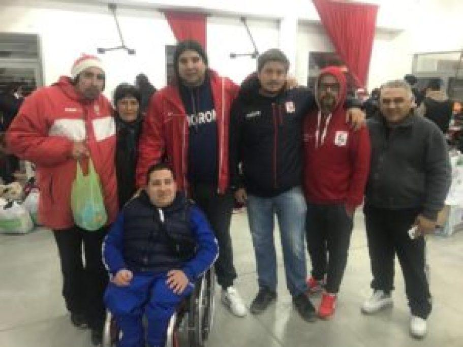 Solidaridad en Deportivo Morón