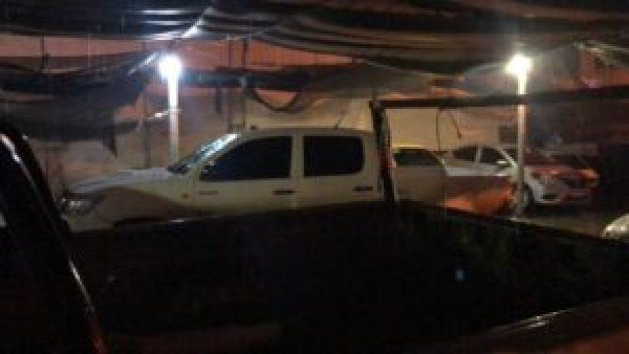 Detenido en San Justo