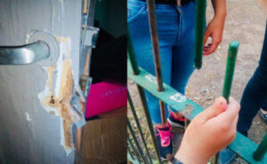 Merendero asaltado en Ituzaingó