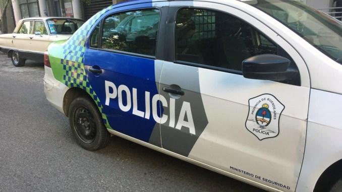 Policía baleó a motochorro