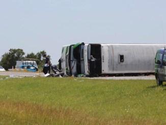 Tragedia en Ruta 2