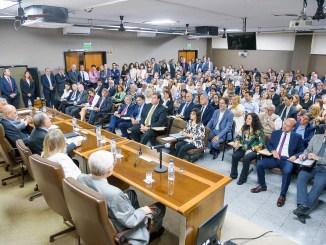 Reunión jueces por detenidos