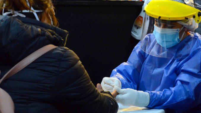 Dentro de los testeos de once encontraron 7 casos de coronavirus positivo
