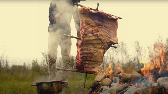 día nacional del asado argentino