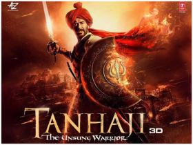 Tanhaji : The Unsung Warrior (2020)