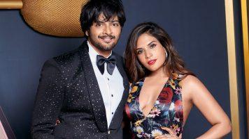 Ali Fazal With Richa Chaddha